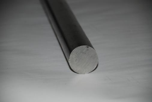 Rundstange, blank 1.4122 (X39CrMo17-1)Durchmesser: 8 mm